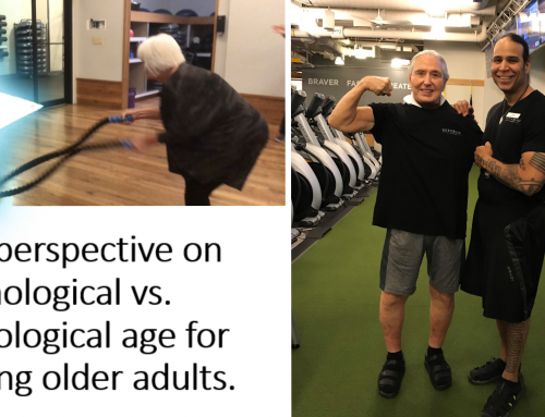 NEW Perspective for Seniors Fitness Workshop