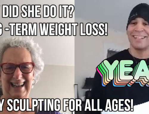 How Did She Lose The Weight? Body Sculpting For All Ages! NO Diets | Start Today!