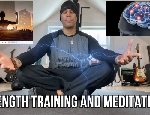POWERFUL Exercise Tip: Adding Meditation to Strength Training. Optimize Workout Results| Recovery