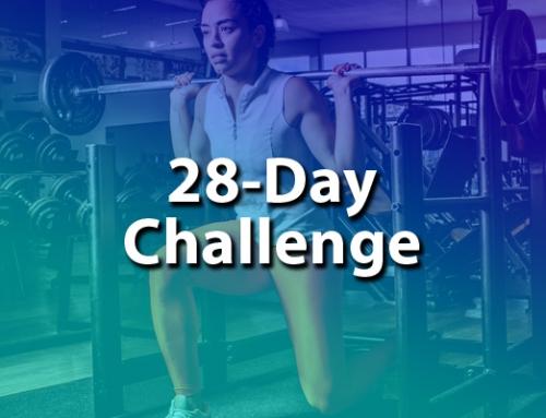 Coach Julio's 28 Day Summer Fitness Challenge!