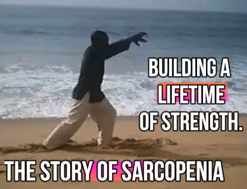 The Story of Sarcopenia: Building a Lifetime of Strength.