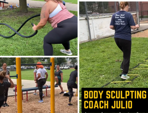 Body-Sculpting Series with Coach Julio