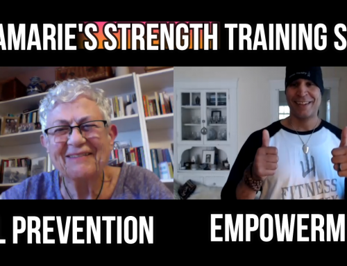 AnnaMarie's Strength Training Story: What are the benefits?